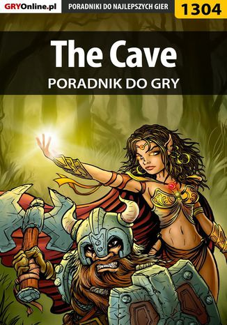 Okładka książki/ebooka The Cave - poradnik do gry
