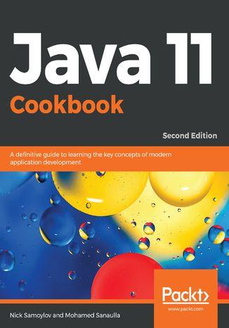 Okładka książki/ebooka Java 11 Cookbook