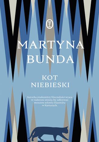 Okładka książki/ebooka Kot niebieski