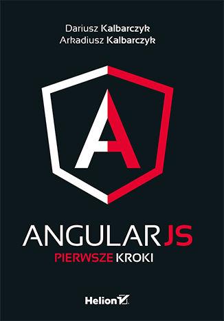 Okładka książki/ebooka AngularJS. Pierwsze kroki