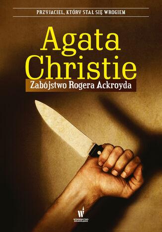 Okładka książki/ebooka Zabójstwo Rogera Ackroyda