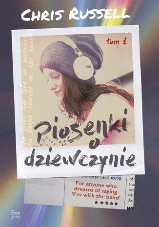 Okładka książki/ebooka Piosenki o dziewczynie