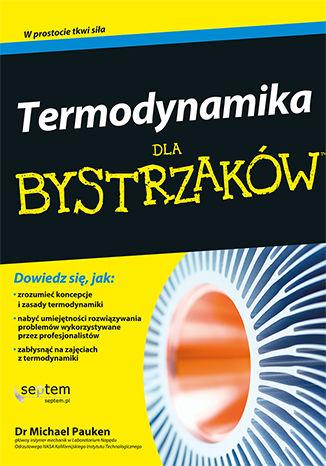 Okładka książki/ebooka Termodynamika dla bystrzaków