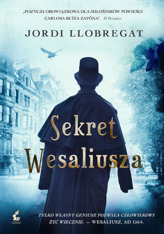 Okładka książki/ebooka Sekret Wesaliusza