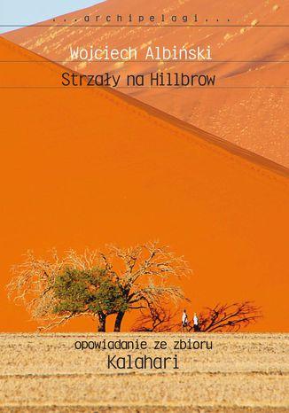 Okładka książki/ebooka Strzały na Hillbrow