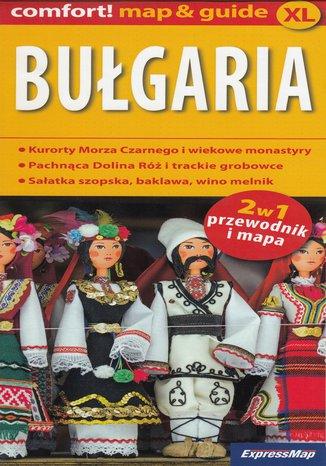 Okładka książki/ebooka Bułgaria 2w1, 1:600 000