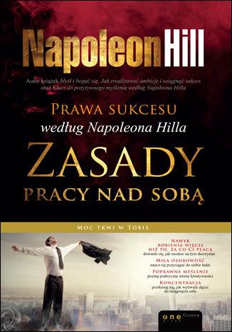 Okładka książki/ebooka Prawa sukcesu według Napoleona Hilla. Zasady pracy nad sobą