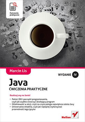 Okładka książki/ebooka Java. Ćwiczenia praktyczne. Wydanie IV