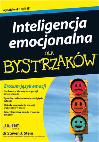 Okładka książki Inteligencja emocjonalna dla bystrzaków