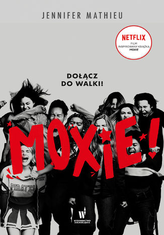 Okładka książki/ebooka Moxie