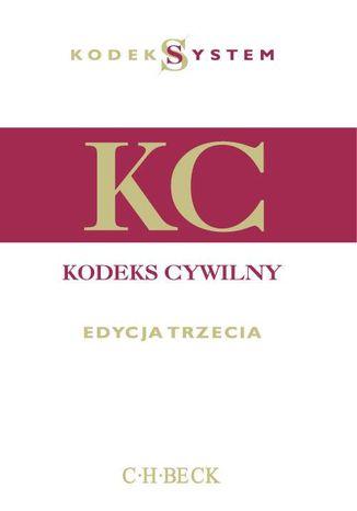 Okładka książki/ebooka Kodeks cywilny