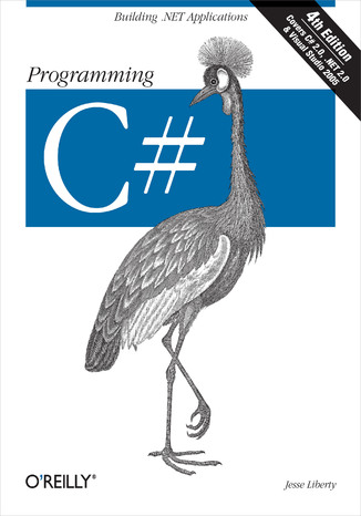 Okładka książki/ebooka Programming C#. Building .NET Applications with C#. 4th Edition