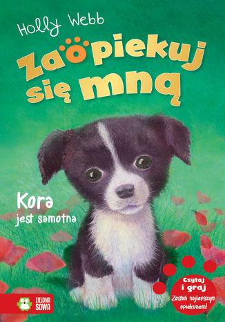 Okładka książki/ebooka Kora jest samotna