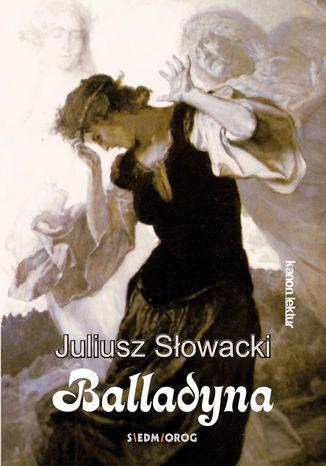 Okładka książki/ebooka Balladyna