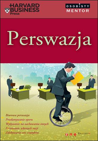 Okładka książki/ebooka Perswazja. Osobisty mentor