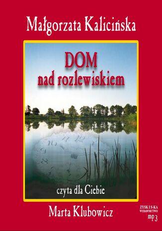 Okładka książki/ebooka Rozlewisko (Tom 1.). Dom nad rozlewiskiem