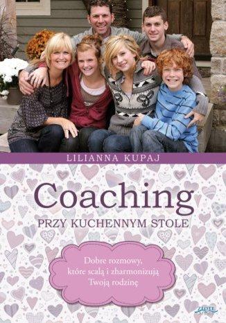 Okładka książki/ebooka Coaching przy kuchennym stole