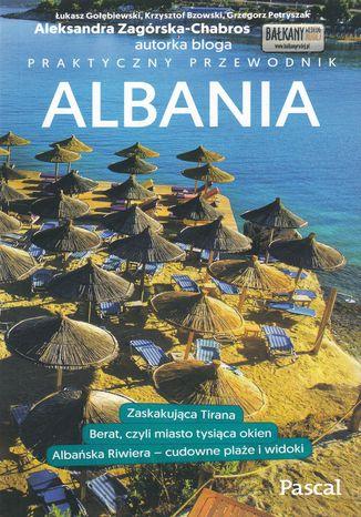 Okładka książki/ebooka Albania Przewodnik praktyczny