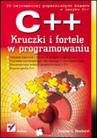 Okładka książki C++. Kruczki i fortele w programowaniu