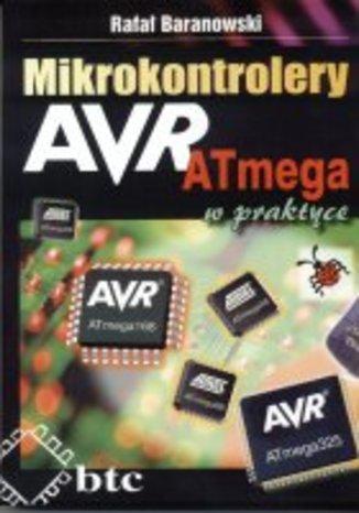 Okładka książki/ebooka Mikrokontrolery AVR ATmega w praktyce