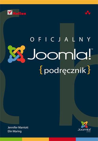 Okładka książki/ebooka Joomla! Oficjalny podręcznik