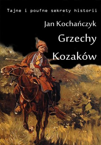 Okładka książki/ebooka Grzechy Kozaków