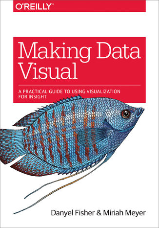 Okładka książki/ebooka Making Data Visual. A Practical Guide to Using Visualization for Insight