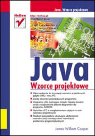 Okładka książki Java. Wzorce projektowe