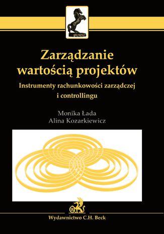 Okładka książki/ebooka Zarządzanie wartością projektów