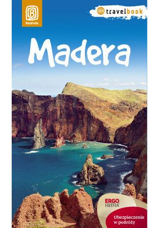 Okładka książki/ebooka Madera. Travelbook. Wydanie 1