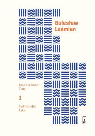 Okładka książki/ebooka Poezje zebrane. Tom 1. Sad rozstajny. Łąka