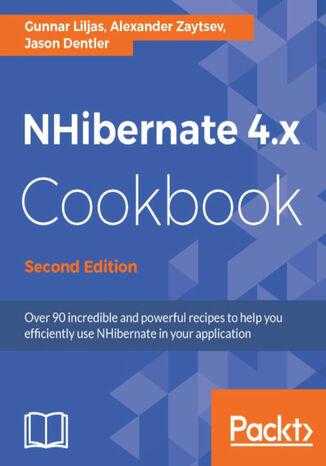 Okładka książki/ebooka NHibernate 4.x Cookbook - Second Edition