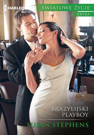 Okładka książki/ebooka Brazylijski playboy