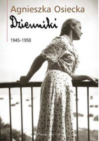 Okładka książki/ebooka Dzienniki 1945-1950