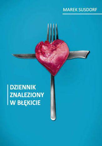 Okładka książki/ebooka Dziennik znaleziony w błękicie
