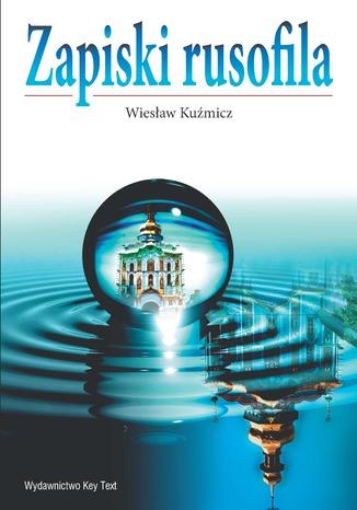 Okładka książki/ebooka Zapiski rusofila
