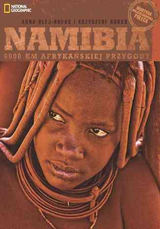 Okładka książki/ebooka Namibia