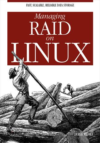 Okładka książki/ebooka Managing RAID on Linux