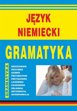 Okładka książki/ebooka Język niemiecki. Gramatyka