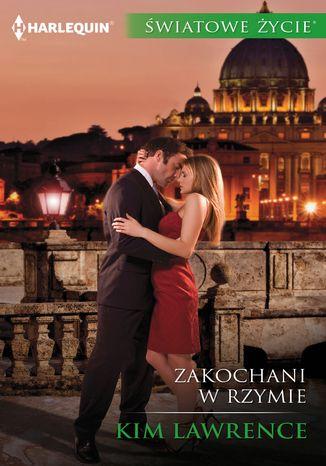Okładka książki/ebooka Zakochani w Rzymie