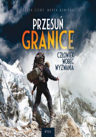 Okładka książki/ebooka Przesuń granicę