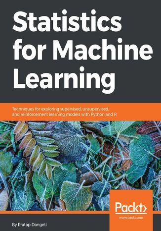 Okładka książki/ebooka Statistics for Machine Learning