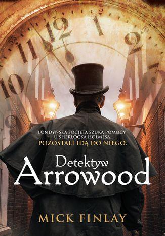 Okładka książki/ebooka Detektyw Arrowood