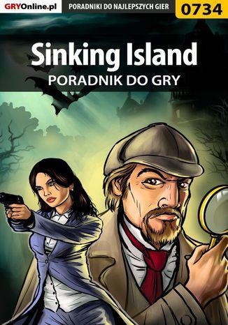 Okładka książki/ebooka Sinking Island - poradnik do gry