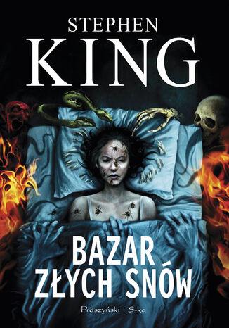Okładka książki/ebooka Bazar złych snów