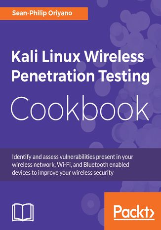 Okładka książki/ebooka Kali Linux Wireless Penetration Testing Cookbook