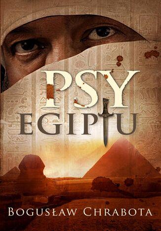 Okładka książki/ebooka Psy Egiptu