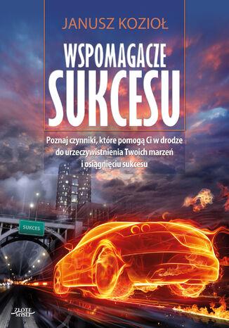 Okładka książki/ebooka Wspomagacze sukcesu