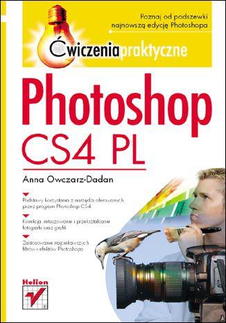Okładka książki/ebooka Photoshop CS4 PL. Ćwiczenia praktyczne