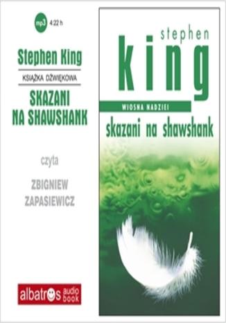 Okładka książki/ebooka Wiosna nadziei: Skazani na Shawshank